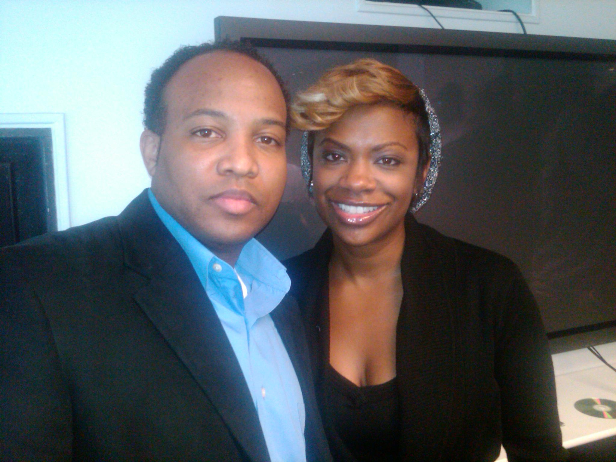 Kandi and Dj Judge Mental